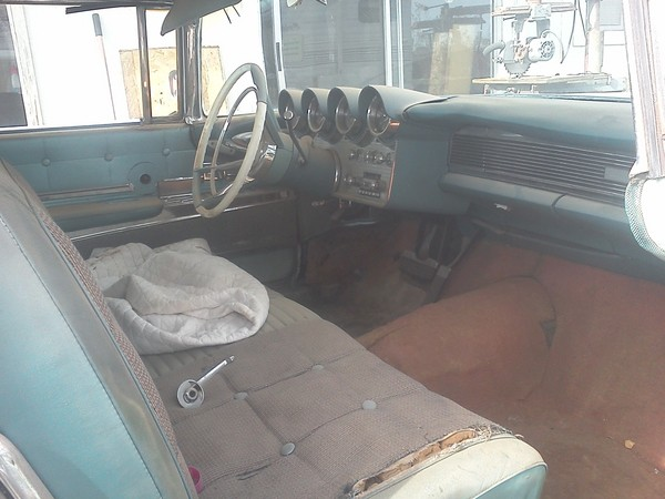 1960 Lincoln Continental Mark V (5)