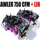 QUICK FUEL BR-67302-B2 750 CFM BLACK BLOWER SUPERCHARGER