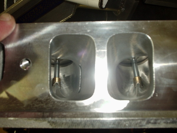 PRO-FILER 375X CNC PORTED HEADS  for Sale $2,500