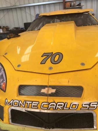 TRANS AM GT1/SPO/SU MONTE CARLO & DODGE CHARGER