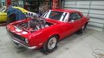 1968 CAMARO 6.0 CERT 14-71 BLOWN 548  for sale $65,000