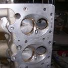 Custom CYLINDER HEAD&INTAKE MANIFOLD Port