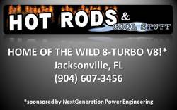 Hot Rods and Cool Stuff