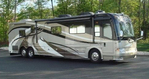 2008 Country Coach Jubilee Intrigue 45' Quad