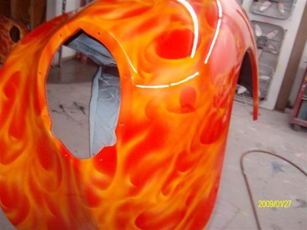Blown WILLYS Hemi pro street 392  for Sale $75,000
