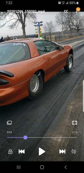 93 Camaro  for Sale $21,500