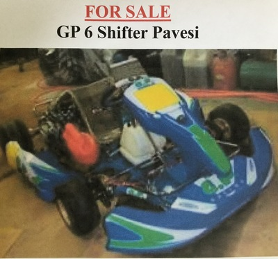 G P 6 125 Shifter