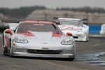 RJ Lopez's Trans-Am Corvette