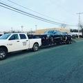 Kaufman 2 car trailer for sale