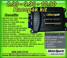 Racepak kit for Super Comp - 8.90