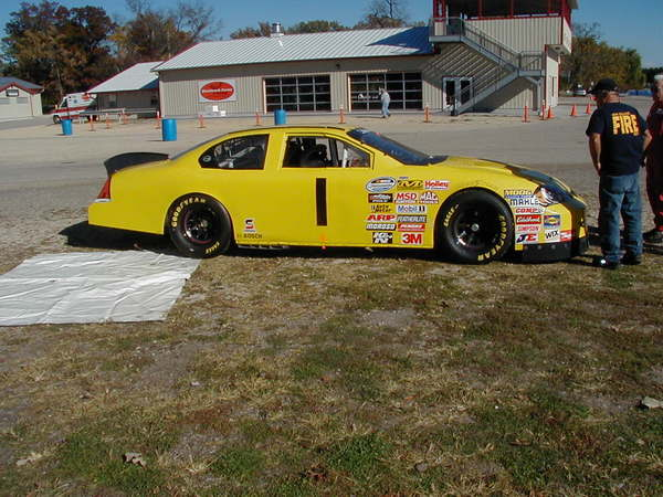 2006 nationwide chevy monte carlo stock car  for Sale $25,000