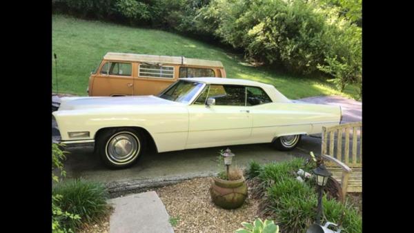 1968 Cadillac DeVille  for Sale $24,500