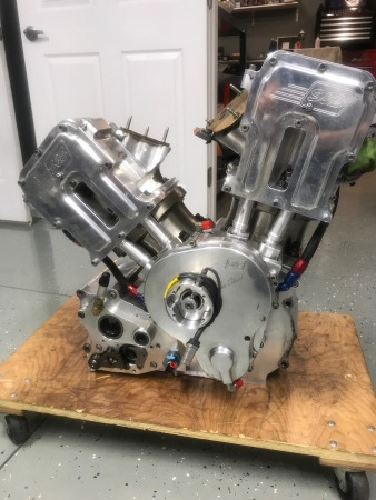 NHRA Pro Stock Motorcycle S&S Buell engine for sale  for Sale $30,000