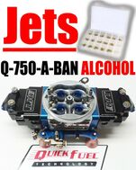 QUICK FUEL 750 ANNULAR ALCOHOL MECH BLOW THRU  for sale $1,840