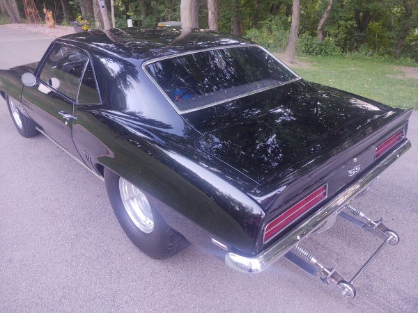 1969 BADD A$$ CAMARO  for Sale $68