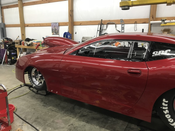 2018 Stroupe pro stock Camaro roller  for Sale $80,000
