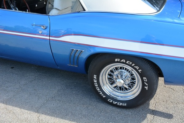 1969 Chevrolet Camaro  for Sale $45,000