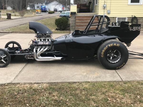 1932 ford bantom bodied altered  for Sale $30,000
