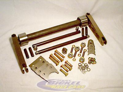 Splined billet aluminum arms  Large Delrin raced bearings  for Sale $595