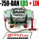 QUICK FUEL 750 AN MECH BLOW THROUGH Q-750E85BAN