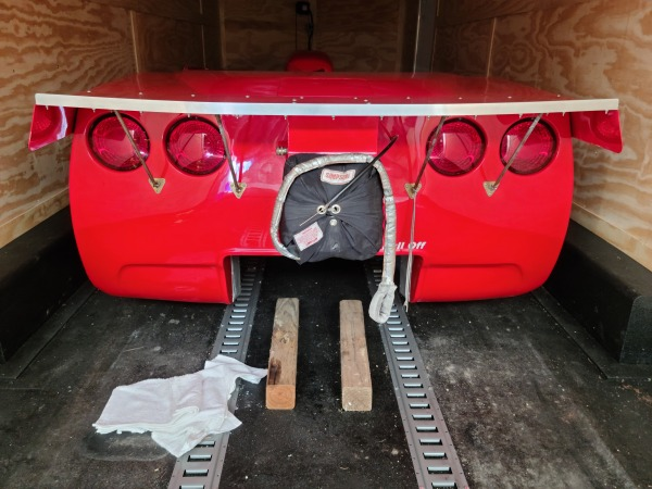 corvette body only  for Sale $2,850