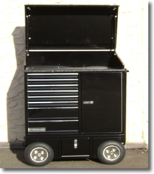 """42"""" Chest w/ base & top   for Sale $3,700"""