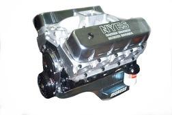 598 Big Block Chevy race engine short deck