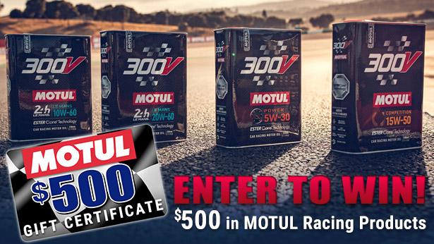 RacingJunk.com 2021 Motul Racing Products Giveaway