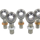 3/4 X 3/4-16 Economy 4 Link Rod End Kit With Jam Nuts