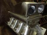 THROTTLE BODY INTAKES CUSTOM BUILT   for sale $2,500
