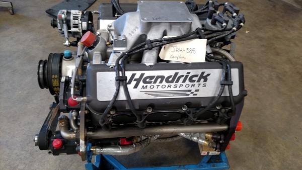 Hendricks SB-2's