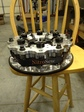 """Boninfante TruckPull Pedal Clutches 2 or 3 disc 11"""""""