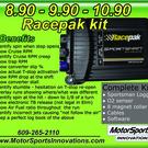 Super Gas / Street - Racepak data system