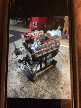 347sr ford crate  for Sale $14,500