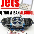QUICK FUEL 750 ANNULAR ALCOHOL MECH BLOW THRU