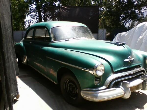 Original 1950 Oldsmobile Rocket 88 sedan 2 door, 303 v8 auto