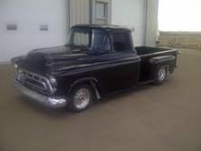 1957 Chevrolet 3200 Custom Pickup  for Sale $45,000