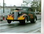 1938 Chevy Coupe   for sale $35,000