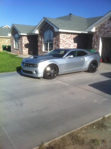 2010 Chevrolet Camaro  for Sale $49,000