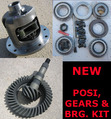 "GM 8.5""/8.6"" 10 Bolt Posi, Gears, and Bearing Kit"