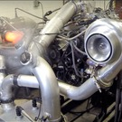 1,800 hp Twin-Turbo, Hydraulic Roller LS Engine - Complete
