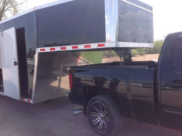 38ft loaded Goose Neck   for Sale $22,500