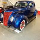 1937 Ford 5 Window