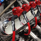 Billet Valve Covers w Coil Relocation
