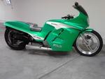 1982 KZ 1000 (1425cc) Street legal drag bike