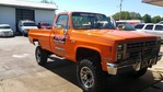 1985 Chevy Super Stock Pulling Truck