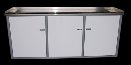 SALE!! 10% OFF!! 6' BENCH CABINETS w/SHELVES  for Sale $1,197