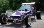 STREET LEGAL SUPERCHARGED DRAG RAIL SHOW CAR