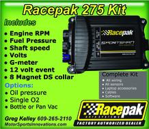 Racepak kit for X275 / Ultra / OL632  for sale $1,475