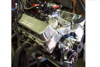 540 Fuel injected Big Block Chevy